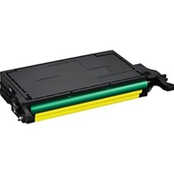 Compatible Toner for Samsung CLT-Y609S Yellow