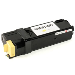 Remanufactured Xerox 106R01454 Yellow Laser Toner Cartridge