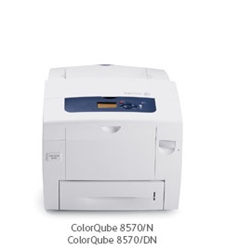 Brand New Xerox ColorQube 8570DN Solid Ink Color Printer