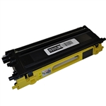 Brother TN110Y Yellow Laser Toner Cartridge