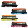 Brother TN115 4-Color Laser Toner Cartridge Set