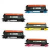 Brother TN115 5-Pack Laser Toner Cartridge Set