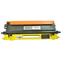 Remanufactured Brother TN115Y Yellow Toner Cartridge