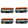 Brother TN336 4-Color Remanufactured Toners