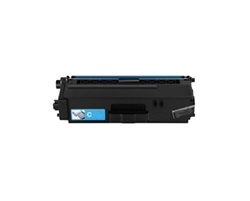 Remanufactured Brother TN339C Cyan Laser Toner Cartridge