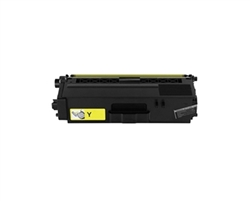 Remanufactured Brother TN339Y Yellow Laser Toner Cartridge