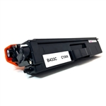 Brother TN433C Cyan High Yield Toner Cartridge Compatible