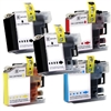 Brother LC103 High Yield Ink Cartridge Pack