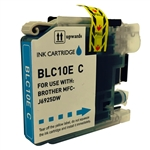 Brother LC10EC Cyan Super High Yield Ink Cartridge