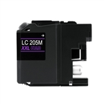 Brother LC205M Magenta Ink Cartridge