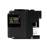 Brother LC205Y Yellow Ink Cartridge