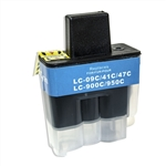 Compatible Brother LC41C Cyan Ink Cartridge
