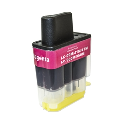 Compatible Brother LC41M Magenta Ink Cartridge