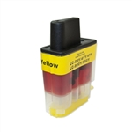 Compatible Brother LC41Y Yellow Ink Cartridge