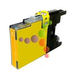 Compatible Brother LC79Y Extra High Yield Ink Cartridge