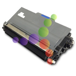 Compatible Brother TN750 Black Laser Toner Cartridge