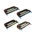 Compatible Canon 111 4Pack Toner Cartridges - Replaces Canon CRG-111 / HP 501A