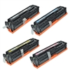 Remanufactured Canon 116 4-Color Laser Toner Cartridge Set