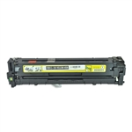 Remanufactured Canon 131 Yellow Laser Toner Cartrudge
