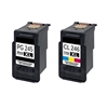 Replacement Canon PG-245XL, CL-246XL Ink Cartridge Set (8278B001, 8280B001)
