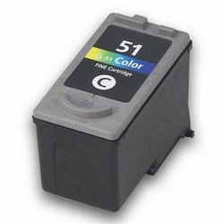 Compatible Canon CL-51 Color Ink Cartridge