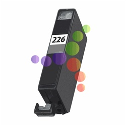 Compatible Canon CLI226G Gray Ink Cartridge