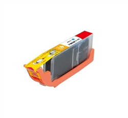 Replaces Canon CLI-251XL - Compatible High Capacity Cyan Ink Cartridge