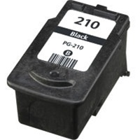 Replacement Canon PG210 Black Ink Cartridge