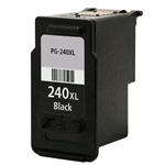 Compatible Canon PG-240XL High Yield Black Ink Cartridge