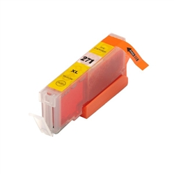 Canon CLI-271XL Yellow Ink Compatible Cartridge