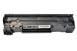 Remanufactured Canon 126 Black Toner Cartridge