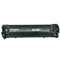 Canon 137 (9435B001AA) - Remanufactured Black Laser Toner Cartridge