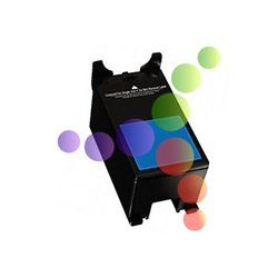 Remanufactured Dell T110N Color Ink Cartridge