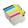 Remanufactured Epson Artisan 700, 800 Inkjet Cartridges Set of 6