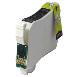 Remanufactured Epson T124120 Moderate Yield Black Ink Cartridge