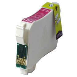 Remanufactured Epson T124320 Moderate Yield Magenta Ink Cartridge
