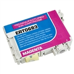 Remanufactured Epson T068320 Magenta Ink Cartridge