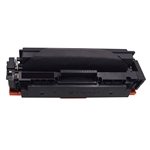 HP CF411X (HP 410X) High Yield Cyan Toner Compatible Cartridge