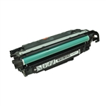 Remanufactured HP CE250X Black High Yield Laser Toner Cartridge