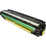 Remanufactured HP CE272A Yellow Laser Toner Cartridge