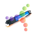 Compatible HP 126A Cyan Laser Toner Cartridge