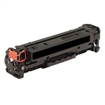 Replaces HP 312A (CF380A) - Remanufactured Black Toner Cartridge Color LaserJet Pro M476dn,M476dw,M476nw