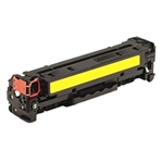 Replaces HP 312A (CF382A) - Remanufactured Yellow Toner Cartridge Color LaserJet Pro M476dn, M476dw, M476nw