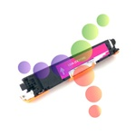 Compatible HP 126A Magenta Laser Toner Cartridge