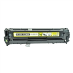 Replacement HP 128A Yellow Laser Toner Cartridge
