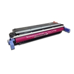 Remanufactured HP C9733A Magenta Laser Toner Cartridge