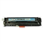 Remanufactured HP CB541A Cyan Laser Toner Cartridge