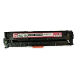 Remanufactured HP CB543A Magenta Laser Toner Cartridge