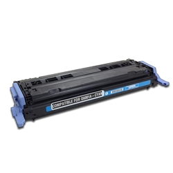 Remanufactured HP Q6001A Cyan Toner Cartridge