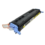 Remanufactured HP Q6002A Yellow Laser Toner Cartridge